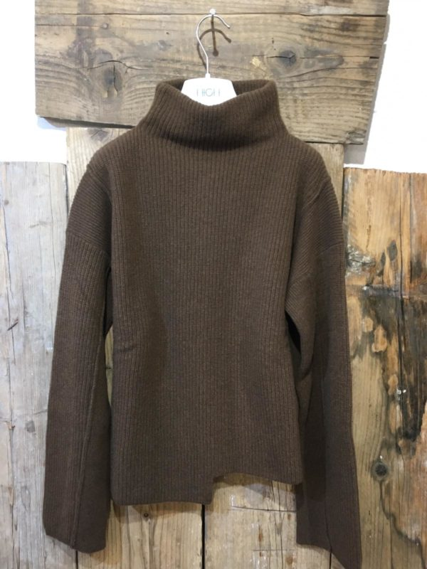 HIGH maglia 'Fable' marrone