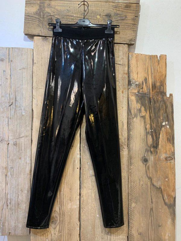 Pantalone ludico nero Elisabetta Franchi – Emma Abbigliamento