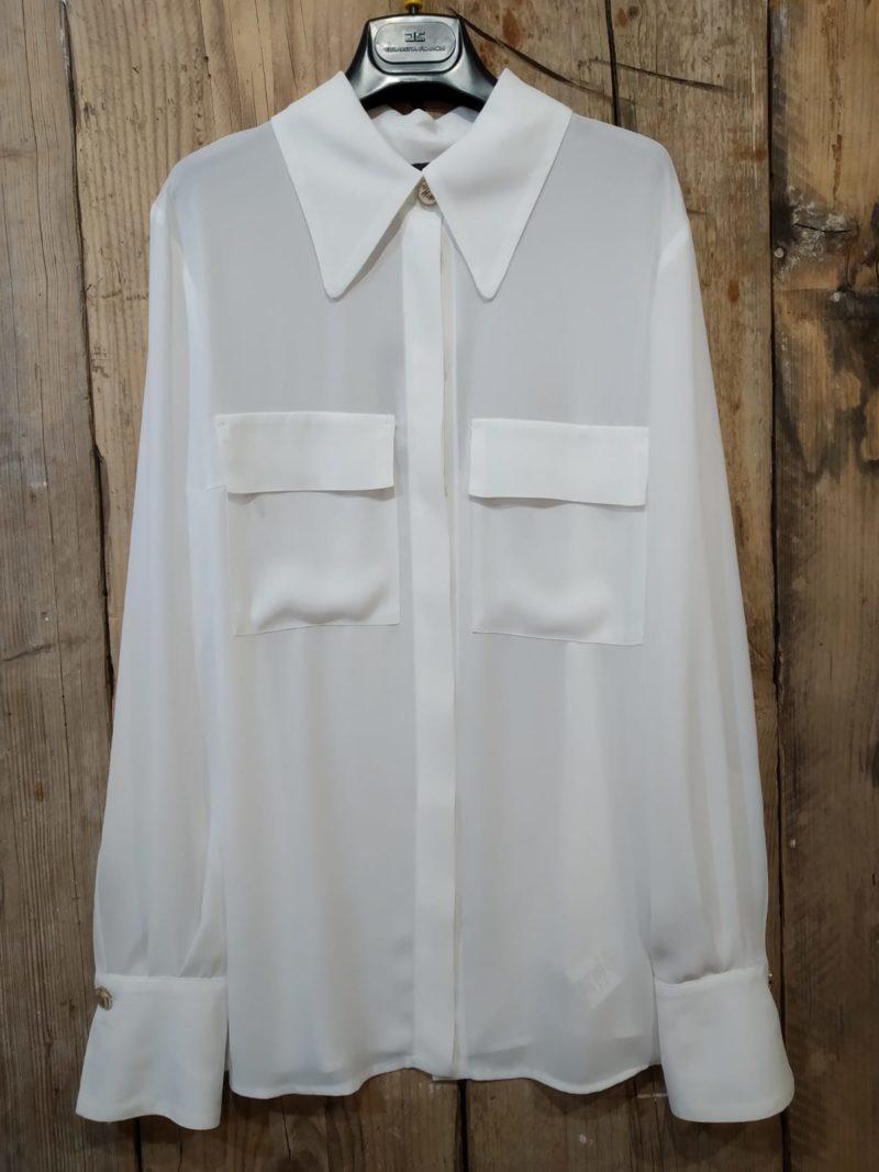 Camicia con taschini